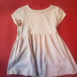 Light pink baby Gap dress